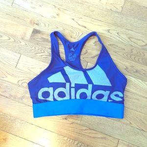 Adidas Climacool Sportsbra Size Medium